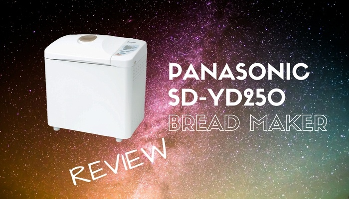 panasonic sd-yd250 review